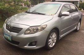 2009 Toyota Corolla for sale in Manila