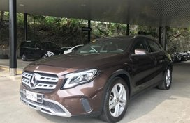 2018 Mercedes-Benz GLA for sale in Cebu City