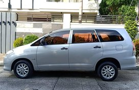Sell Silver 2010 Toyota Innova Manual Diesel