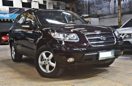 Sell Used 2009 Hyundai Santa Fe Diesel Automatic in Quezon City