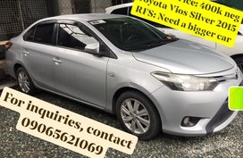 Toyota Vios 2015 for sale in Makati