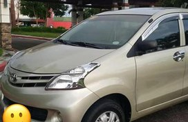 2014 Toyota Avanza for sale in Muntinlupa