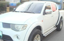 Mitsubishi Strada 2009 for sale in Davao City