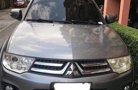 2014 Mitsubishi Montero Sport for sale in Baliuag