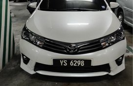 2016 Toyota Altis for sale in Mandaluyong