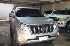 2016 Toyota Land Cruiser Prado Automatic Gasoline for sale