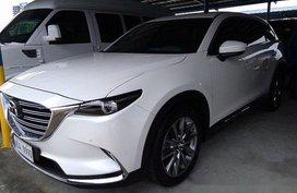 White Mazda Cx-9 2018 Automatic for sale