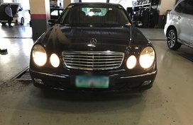 Used 2005 Mercedes-Benz E240 Automatic Gasoline for sale
