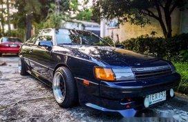 Blue Toyota Celica 1986 Manual Gasoline for sale