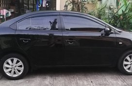 Selling Black Toyota Vios 2015 at 65000 km in Antipolo