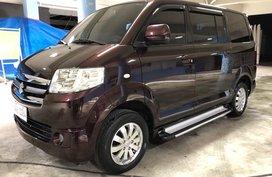 2017 Suzuki Apv for sale in Quezon City