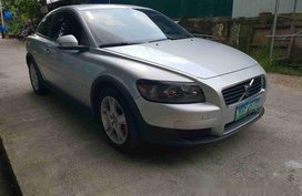 Silver Volvo C30 2010 at 60000 km for sale