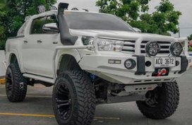 Toyota Hilux 2016 for sale in Navotas