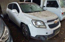 Selling White Chevrolet Orlando 2013 in Makati