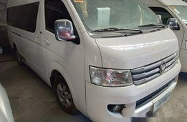 Used Foton View 2016 Manual Diesel for sale in Manila