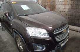 Used Chevrolet Trax 2017 for sale in Manila