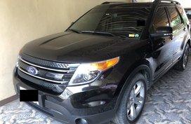 Selling Black Ford Explorer 2014 SUV / MPV in General Salipada K. Pendatun