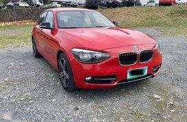 2012 BMW 118D Sport Line