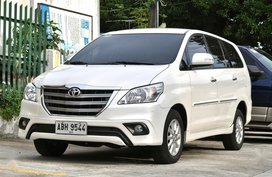2015 Toyota Innova for sale in Las Piñas