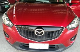 Used 2014 Mazda Cx-5 Automatic Gasoline for sale in Pasay