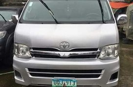 2013 Toyota Hiace for sale in Baguio