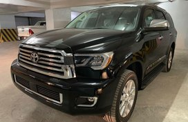 2020 Toyota Sequoia for sale in Quezon City