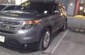 2015 Ford Explorer for sale in Makati