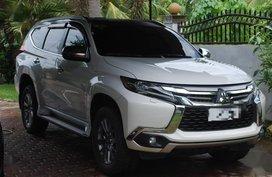 2016 Mitsubishi Montero Sport for sale in Panabo
