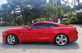 2015 Ford Mustang for sale in Quezon City