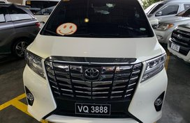 2017 Toyota Alphard for sale in Pasig