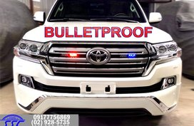 Brand New 2019 Toyota Land Cruiser Bulletproof Level 6 for sale