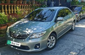 2012 Toyota Corolla Altis for sale in Manila