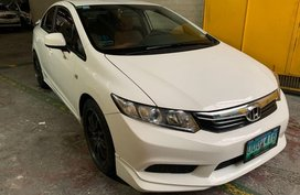 2013 Honda Civic for sale in Quezon City