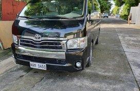 2018 Toyota Hiace for sale in Makati