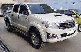 2014 Toyota Hilux for sale in Mandaue