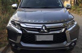 2017 Mitsubishi Montero for sale in Manila