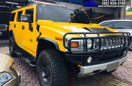 Sell Used 2004 Hummer H2 Automatic Gasoline in Quezon City