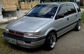 Selling Used Mitsubishi Space Wagon 1992 in Silang