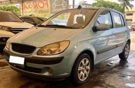2008 Hyundai Getz Manual Diesel low budget for sale in Makati