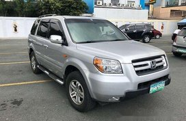 Used Honda Pilot 2007 at 79000 km for sale in Marikina