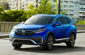 A preview of the Honda CR-V 2020 Philippines via its USDM counterpart