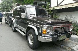 1996 Nissan Patrol for sale in Quezon City