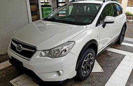 2014 Subaru XV Automatic Pearlwhite