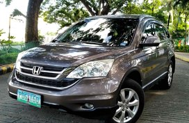 Used Honda CR-V 2010 for sale in Binan