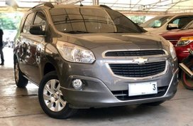 140k down payment 10.3k monthly 2015 Chevrolet Spin Automatic Gas 49,000 mileage only with complete service records for sale in Makati