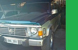 2nd Hand 1996 Nissan Patrol at 78000 km for sale