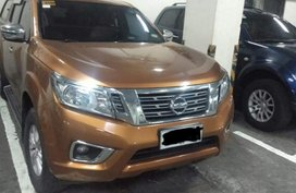 2015 Nissan Navara for sale in Quezon City