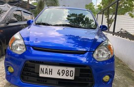 2017 Suzuki Alto for sale in Quezon City