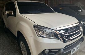 2015 Isuzu Mu-X for sale in Quezon City