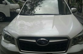 Subaru Forester 2014 for sale in Quezon City